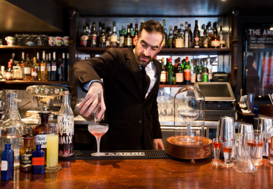 10 Of The Best Cocktail Bars In London For Dates, Mates and After Work Unwinding