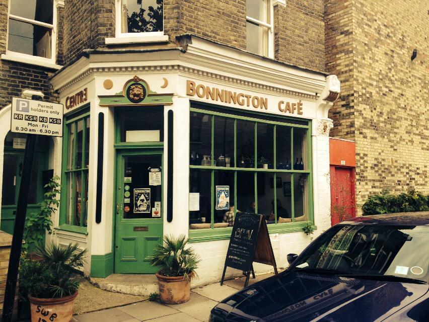 bonnington cafe
