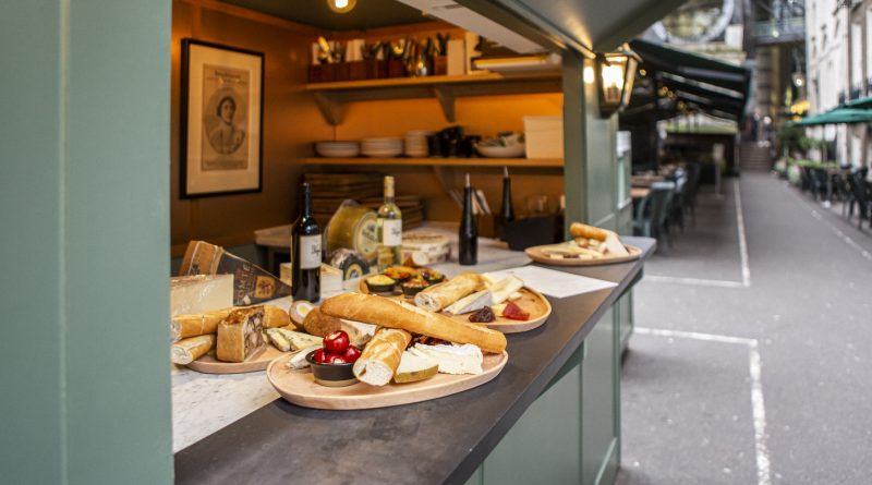 The Best Cheeseboards in London